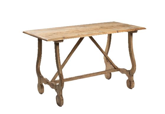 Sadie Table- Natural Wood