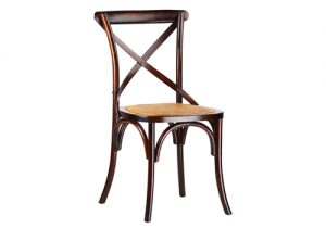 Archive Rentals-Espresso French Bistro Chair