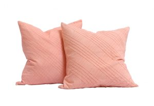 Throw Pillows - Pink