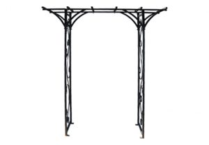 Wrought Iron Arbor
