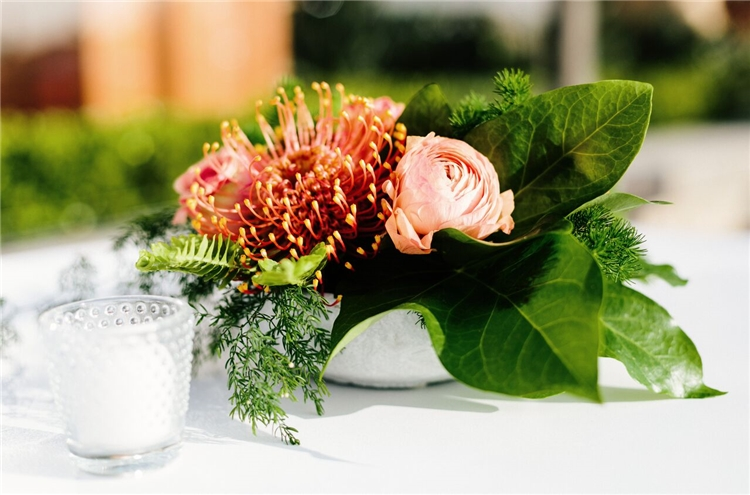 Wedding Gallery - Modern Tropical Corporate Party: California