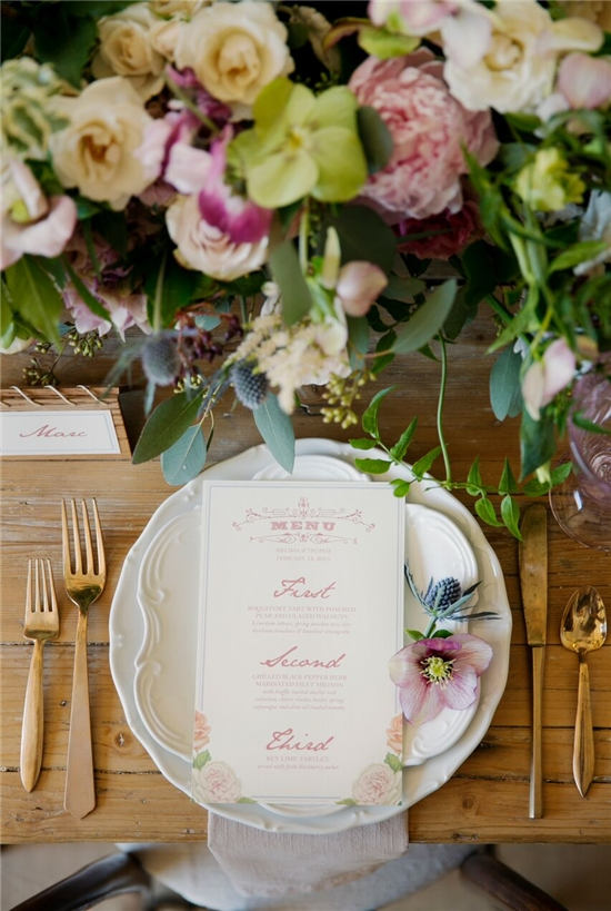 spring tablescape ideas | archive rentals
