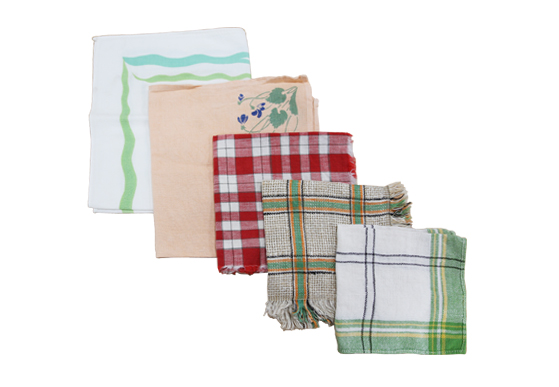 Patterned Napkin Collection A Variety Of Vintage