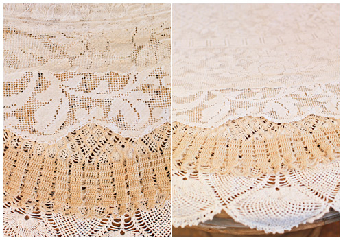 Lace Overlays