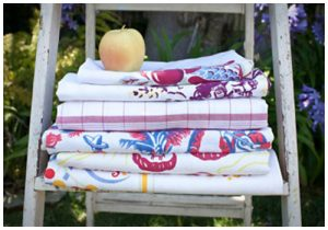 Fruit & Flowers Linens