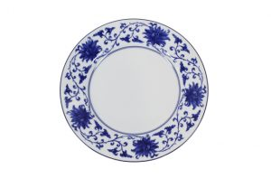 Salad Plate - Mixed China Plate