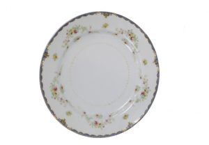 Dinner Plate - Mixed China Plate