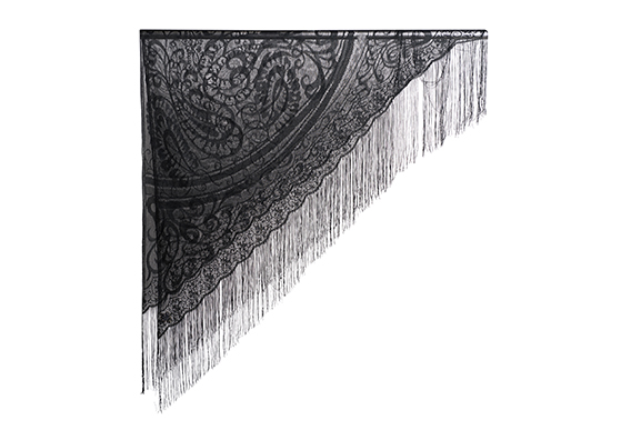 Piano Shawl