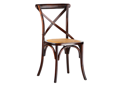 French Bistro Dining Chair- Espresso