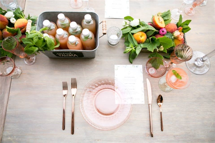 Wedding Gallery - One Colorado Blush Brunch: Pasadena