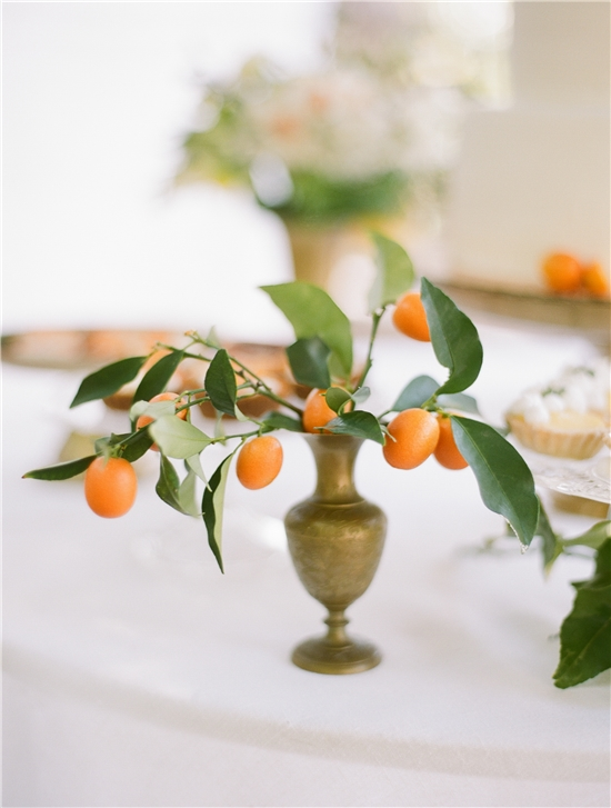 Wedding Gallery - Fashion to Table Citrus: Bel Air