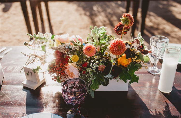 Wedding Gallery - Rimrock Ranch Wes Anderson: Joshua Tree