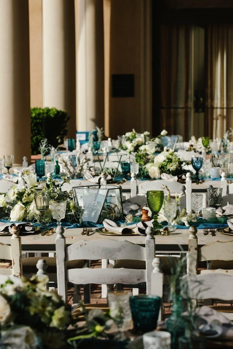 Wedding Gallery - Seaglass Inspired Corporate Party: Newport