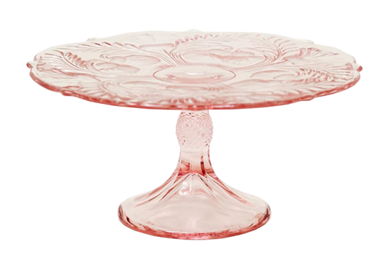 Blush Cake Stand Collection