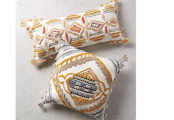Pushkar Pillow Collection