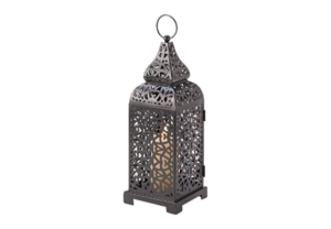 Black Moroccan Lanterns - Texas