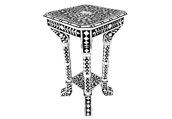 Imani Side Table - Texas