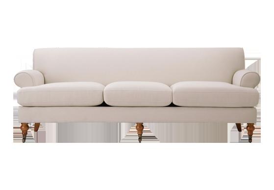 Ginger Sofa – White