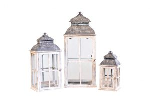 Hampton Rectangle Lanterns