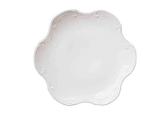 Dinner Plate - Crescent Plate