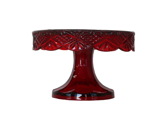 Cake Stands - Ruby